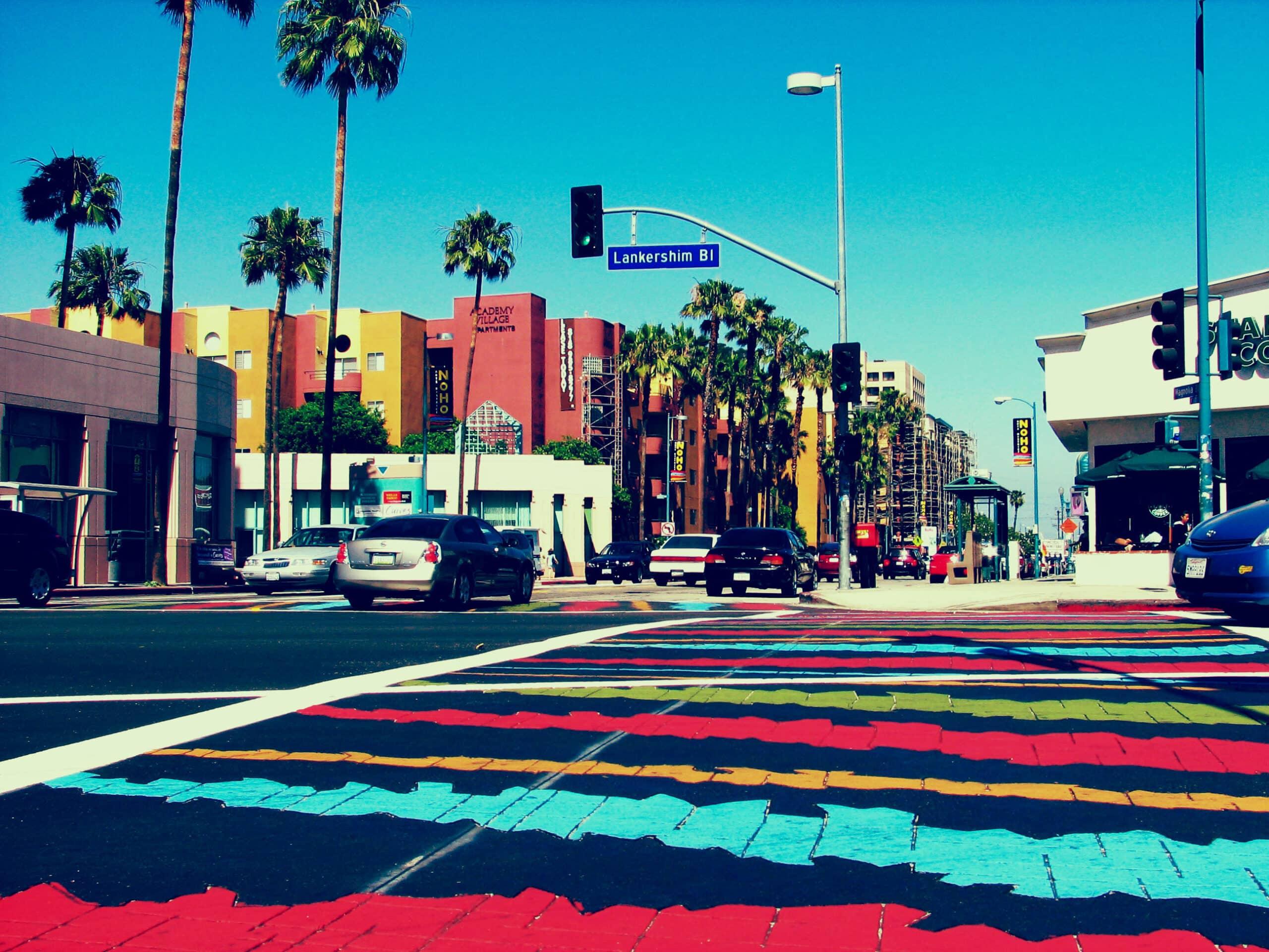 улица норт голливуд фото что своих